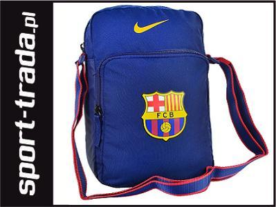 375226caa52b5 NIKE FC BARCELONA oficjal saszetka torba na ramię - 5937868024 ...