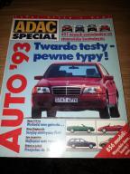 ADAC SPECIAL - Autokatalog 1993
