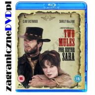 Muły Siostry Sary [Blu-ray] Clint Eastwood 1970 PL