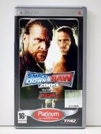 SMACK DOWN VS RAW 2009 FEATURING ECW | NA PSP |