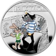 1 Dolar Wilk i Zając super moneta okazja