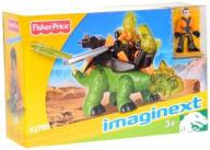 FISHER PRICE IMAGINEXT DINOZAUR STEGOZAUR Y2790 !!