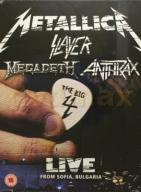 METALLICA,SLAYER... LIVE from SONISPHERE 2DVD+5CD