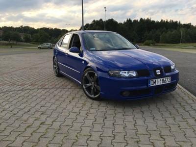 Seat Leon 1 8t Top Sport 6901635725 Oficjalne Archiwum Allegro