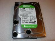WD 1Tb WD10EADS SATA Caviar Green bad sectory
