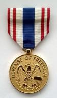 Medal USArmy - MEDAL FOR THE DEFENSE OF FREEDOM