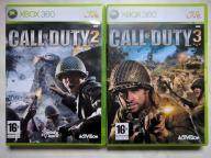 Call of Duty 2 & 3 Xbox360 !!!