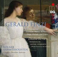 Cologne Chamber Soloists Dir. Tom Owen Gerald Finz
