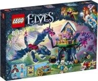 NOWOŚĆ LEGO ELVES 41187 Ukryta lecznica Rosalyn