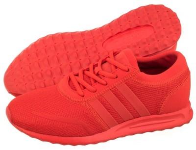 Buty Damskie adidas Los Angeles J BA7079 Czerwone