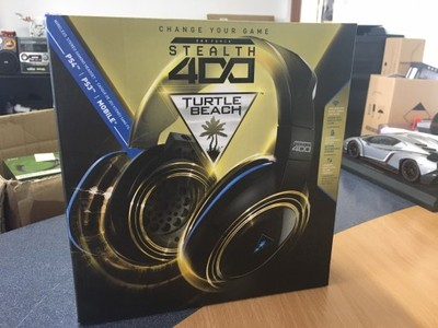 437F6 TURTLE BEACH STEALTH 400 / PS4 / PC / PS3
