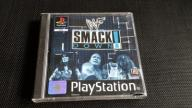 PSX WWF SMACKDOWN! playstation1 wrestling one HIT