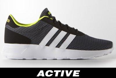 Adidas Buty Lite Racer F99417 Gray 43 13