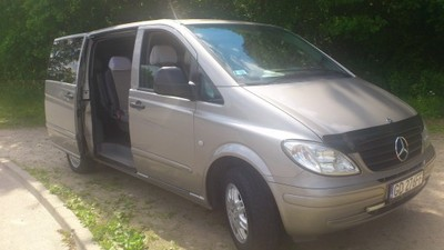 Mercedes Vito 639 2,2CDI 150KM 9osobowy