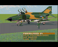 FIGHTER BOMBER -   ATARI ST  - BOX