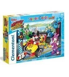 Puzzle 24 Maxi Mickey & Roadster Racers