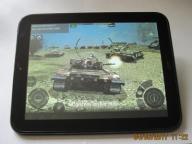 SAMURAI 10'' IPS, 16 GB, do gier 3D