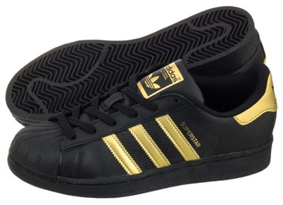 Buty Damskie adidas Superstar J BB2871 Czarne 38