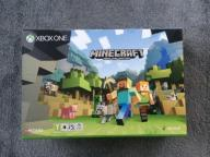 ~~ XBOX ONE S SLIM 500GB ~~ NOWY MINECRAFT EDITION