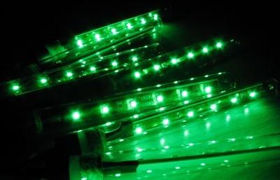 Oczko Wodne Oświetlenie Led Do Ogrodu Zielony 6769651920
