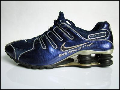 d18a466667ce NIKE SHOX r. 42.5 BMW Williams F1 Team !! - 4375779288 - oficjalne ...