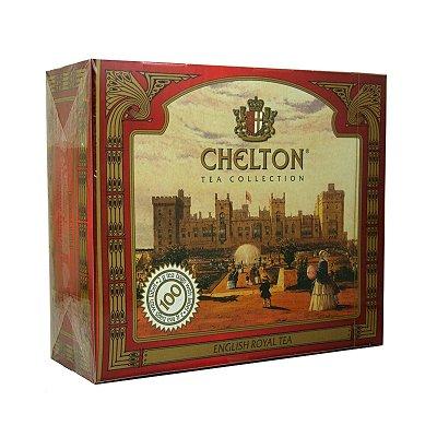 Chelton English Royal Tea 200g (100 torebek)