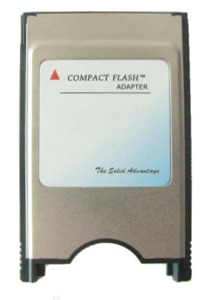 ADAPTER CZYTNIK COMPACT FLASH CF NA PCMCIA LAPTOP