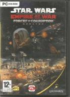 STAR WARS EMPIRE AT WAR FORCES OF CORRUPTION PC