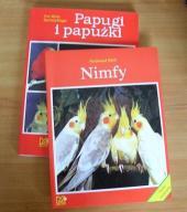 Książki o ptakach Papugi i papużki, Nimfy Multico