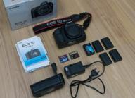 CANON 5D MK2 MARK II + grip + karty 32 i 64 GB