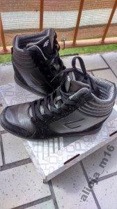Buty Damskie Sportowe Koturny Sneakersy 4F 6250752521
