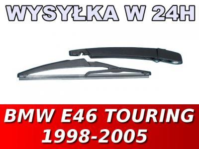 RAMIĘ WYCIERACZKI TYLNE TYŁ BMW 3 III E46 TOURING