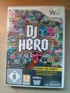 DJ HERO na WII używka