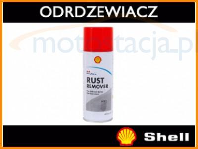 SHELL RUST REMOVER ODRDZEWIACZ 400ML 0,4L