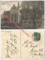 Pelplin, Katedra, obieg 1915, dat. Morzeszczyn