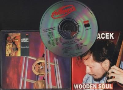 JACEK NIEDZIELA -WOODEN SOUL- CD 1994