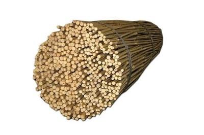 Tyczka bambusowa 90cm (8-10mm) 500szt KIJE PODPORY
