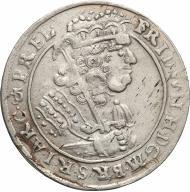 Niemcy Prusy ort 1684 Królewiec st. 3