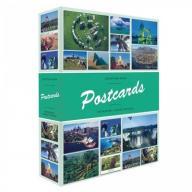 Klaser na 200 pocztówek zdjęć 162x114 mm zielony