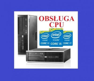 HP 6200 PRO SFF G620 2x2,6GHZ 2GB 250GB GW12 FV23