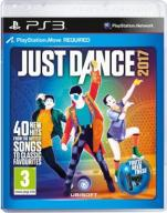 JUST DANCE 2017 17 NOWA PS3 MOVE SKLEP