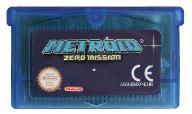 Gameboy Advance METROID Zero Mission NDS gratisy