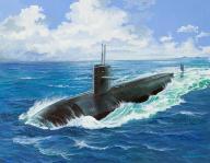 Model do sklejania REVELL USS Dallas (SSN-700)