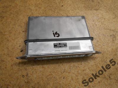 Komputer silnika 2,5 89661-53600 Lexus is is250 05