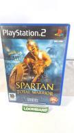GRA PS2 SPARTAN TOTAL WARIOR PL