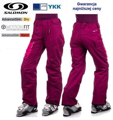 Salomon Zest spodnie damskie narciarskie narty M