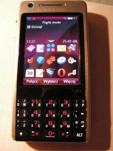 Sprzedam Telefon Sony Ericsson P1i 6384073599 Oficjalne Archiwum Allegro