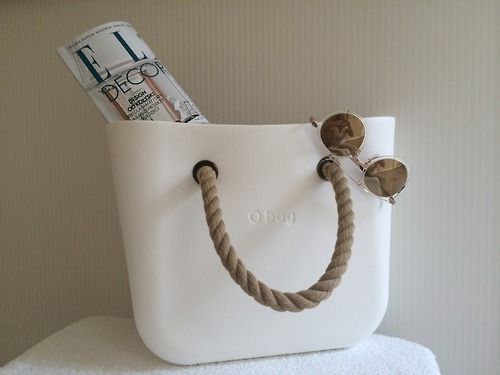 94a56a5ff7082 O bag O bag duża biała zestaw torebka - 7056780653 - oficjalne ...