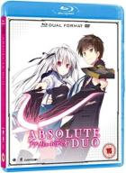 Absolute Duo [Dual Format] [Blu-ray]