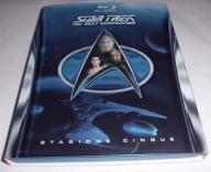 STAR TREK - The Next Generation Sezon 5 - Blu Ray